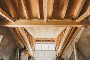 Projekt Umbau Dachstock