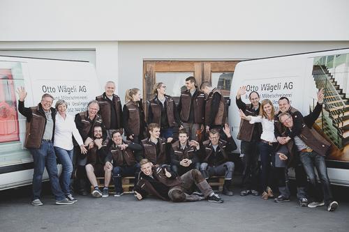 Team Schreinerei Otto Wägeli